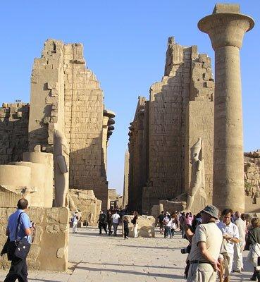 DIARIO VIAJE A EGIPTO