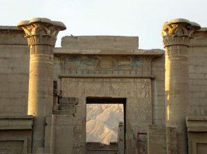 Templo Ramses III Luxor