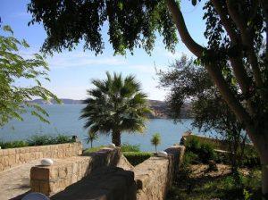 Hotel Seti Abu Simbel en el Lago Nasser