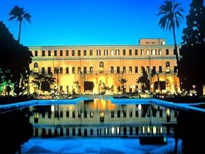Hotel Marriott en El Cairo