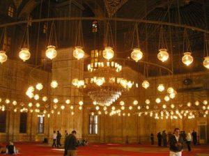 Mezquita de Alabastro en El Cairo