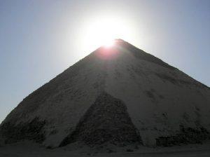 Piramide Romboidal Dashur